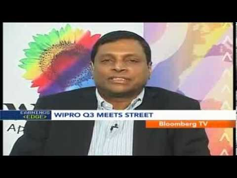Earnings Edge- Cost Is A Big Challenge: Wipro