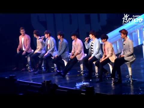Hình ảnh trong video [Fancam] 130216 SJ-M Fan Party - Goodbye My
