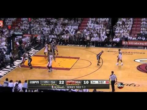 Leonard loses LeBron
