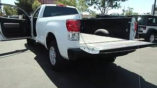 2009 Toyota Tundra Regular Cab Pickup Truck. videos