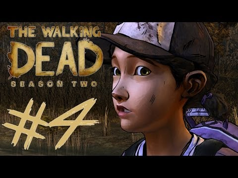 The Walking Dead:Season 2 - Episode 1 | PART 4 - ENDING - WHICH SIDE TO CHOOSE?