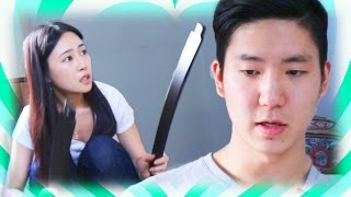 Couples Try The No-Instructions IKEA Challenge •Love Goals Ep. 3