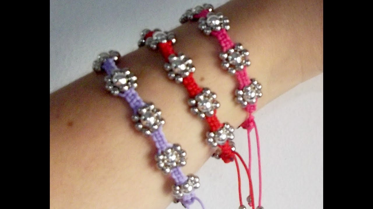 Bracelet making ideas youtube