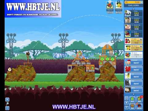 Angry Birds Friends Tournament Level 4 Week 106 (tournament 4) no power-ups