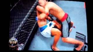UFC Undisputed 3: Vitor Belfort Vs Wanderlei Silva A