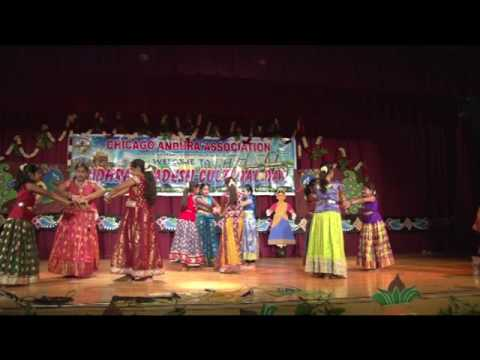 CAA - AP Cultural Festival - Oct 16th 2016 -   Item-5 - TeluguAmmai