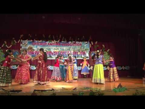 CAA - AP Cultural Festival - Oct 16th 2016 -   Item-5 - TeluguAmmai