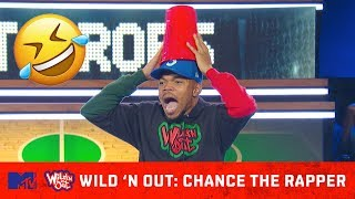 Chance the Rapper Isn't Letting Nick Cannon Forget His Past   Wild 'N Out   #GotProps