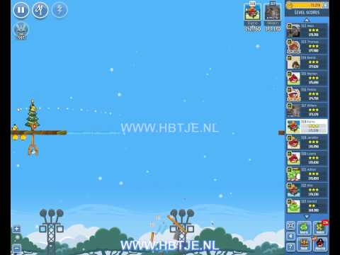 Angry Birds Friends Tournament Week 98 Level 1 High Score 198k (tournament 1)