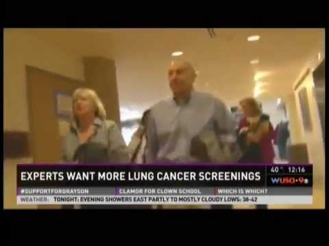 Lung Cancer Screening WUSA9