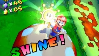 "Vamos Jogar: Super Mario Sunshine #5 ""Sorriso Colgate"