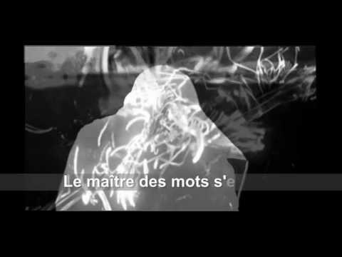 LE MAÎTRE DES MOTS  texte et vidéo LE SOUFFLEUR DE SONS