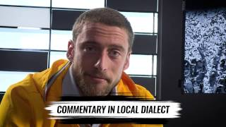 #JChallenge: Marchisio speaks local language!