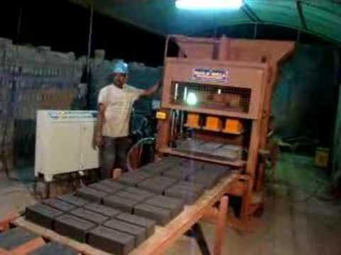 Maszyna do produkcji cegieł 2