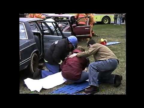 NCCS Mock DWI Accident 5-9-03
