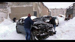 Infiniti FX45 из СУГРОБА. Как это было и что получилось в итоге.. Миша Яковлев