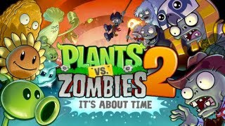 Review De Plants Vs Zombies 2 (en Español)