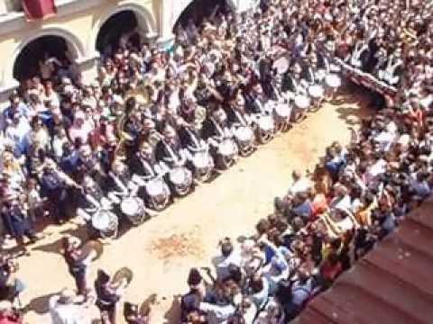 Επίδειξη κρουστών- Παλαιά Φιλαρμονική Εταιρεία Κέρκυρας! ΠΑΣΧΑ 2013