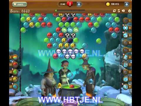 Bubble Witch Saga level 152