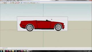 Importing from Sketchup Part 2: Basic Collision