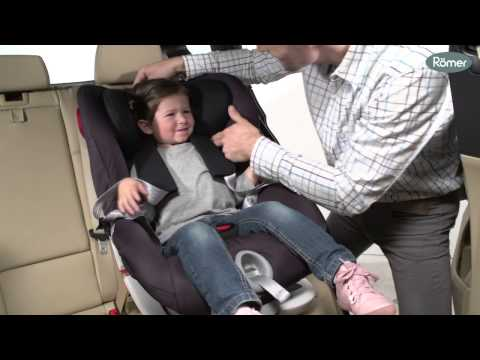 Britax Römer King II Black Series Car Seat