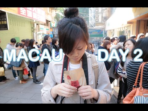 What else besides gambling? (Macau Day 2) | Vlog 7