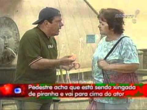 A Pegadinha da Piranha – Te Peguei – Rede TV