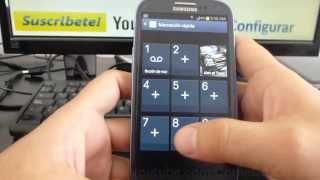 Como Configurar Marcacion Rapida En Samsung Galaxy S3 Español