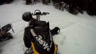 Skidoo Turbo XP