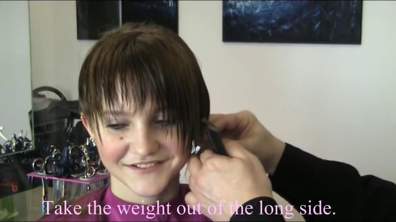Theo Knoop Short Haircuts Robin