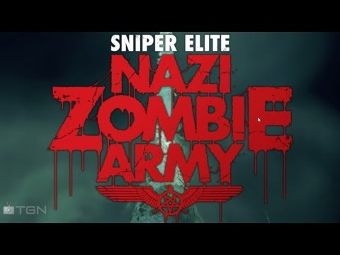 ★ Zombies Make Everything Better! Sniper Elite V2 Nazi Zombie Army Review (Gameplay/ Commentary)