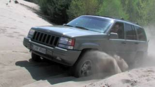 Jeep In Mud Grand Cherokee And Cherokee XJ HD