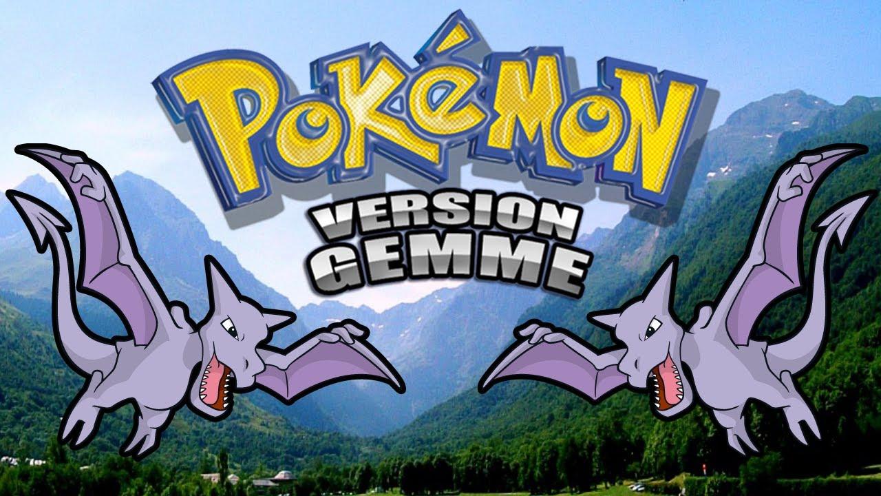 Pokemon gemme ptera youtube - Pokemon ptera ...
