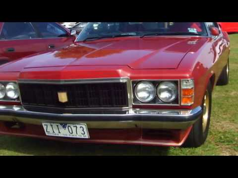 the last V8 COUPES 20th CENTURY AUSTRALIA 1977/1978