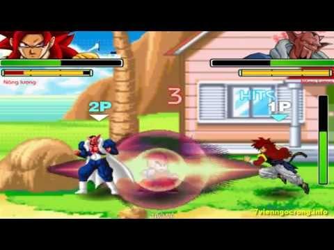 Game 7 viên ngọc rồng 2 người chơi (Dragon ball 2.7)