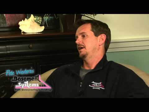 How to Keep Water from Ruining Your Finished Basement | Ask The Expert | Basement Systems USA
