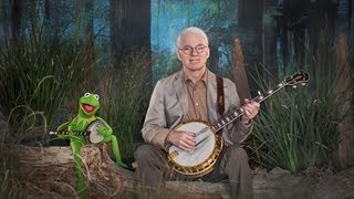 Steve Martin and Kermit the Frog: Dueling Banjos Face Off