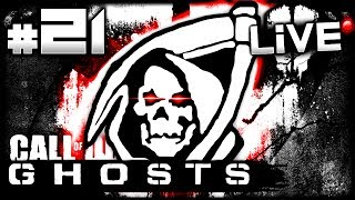 CoD Ghosts: K.E.M. STRIKE Gameplay! LIVE W/ Elite #21