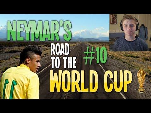 FIFA 14 - Neymar's Road To The World Cup - EP. 10 (MILESTONE)