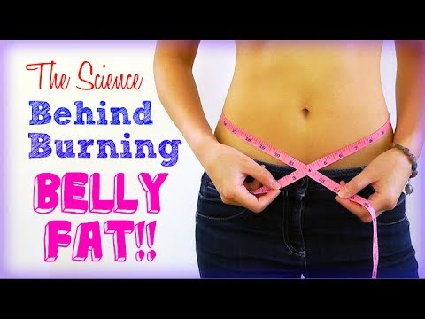 The Science Behind Burning Belly Fat