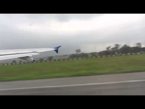 take off shoot of indigo airlines!