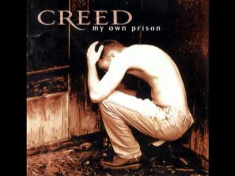 Creed My Own Prison With Lyrics Youtube
