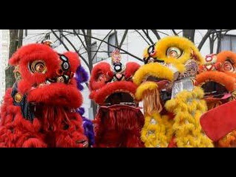 Múa lân đêm Trung thu, Múa Lân Sư Rồng, Múa Sư Tử, Múa Lân Ông Địa, Lion dance 2015