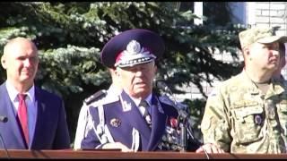 Олександр Бандурка з нагоди Дня знань у ХНУВС