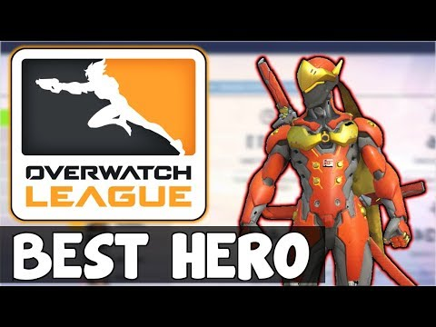 The BEST Heroes IN Overwatch League and Competitive FOREVER   Overwatch Season 8 Ranked Guide / Tips