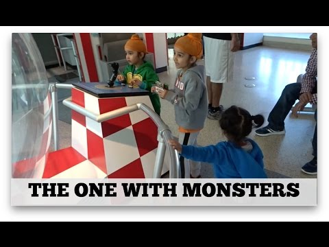 The One With Monsters | MB3