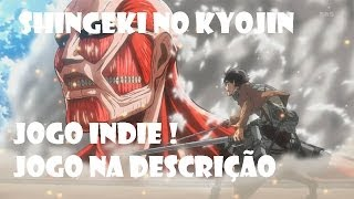 Game | Jogo Do Shingeki No | Jogo Do Shingeki No
