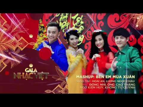 Beat Mash up - Bên Em Mùa Xuân - Đông Nhi, Ông Cao Thắng, Ngô Kiến Huy, Khổng Tú Quỳnh