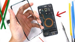 HTC Made a CLEAR Smartphone!! (almost)
