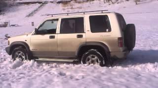Isuzu Bighorn 3,1TD MT